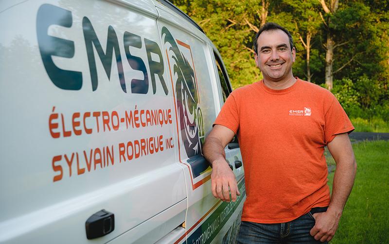 Sylvain Rodrigue EMSR